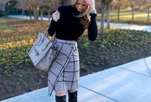 9 to 5 / Office Wear Looks - Business, Business Casual, Smart Casual