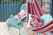 SS14 Carolyn Donnelly Eclectic / The Eclectic range, by Irish designer Carolyn Donnelly, is the perfect modern home mix. Unusual and colourful with ethnic, craft and retro influences, it will help you create your own individual style.