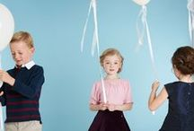 Paul Costelloe Living Occasion / Beautifully designed and easy to wear, Paul Costelloe's collection for children boasts luxury detail, premium fabrics and exceptional style.