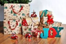 Make Christmas Eclectic / Carolyn's exclusively designed Eclectic Christmas range is a festive mix of all your holiday favourites. With garlands, decorations, Christmas stationery and an exclusive loungewear collection, this nostalgic range will bring fun and colour to your home.