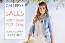 Facts and News / Nieuwtjes en weetjes over Gallerys.
