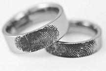 Custom promise rings for couples