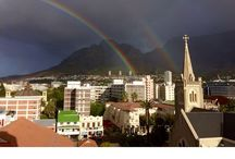 My View / Pictures taken regularly from my window to document my daily view (which I am obsessed with). Location : Cape Town
