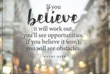 Encouragement & Growth