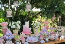 Festa Jardim - decoração