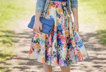 Costura - Saias, Skirts