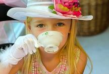 Hora do Chá / Festa do Chá, Chá da Tarde.Chá das Princesas, Tarde das Princesas