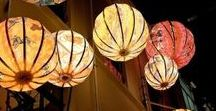 Inspiration Mariage lights, colors & Vietnam