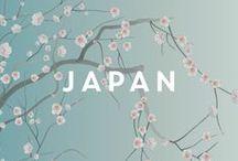 Japan by PaperMint / La collection Japan, inspirée du pays du Soleil-Levant, délicate, précise, le papier-peints des minutieux.