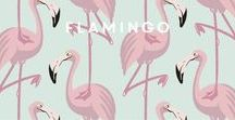 Flamingo by PaperMint