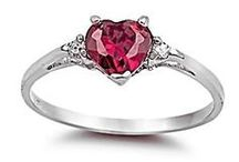 Cheap promise rings for her