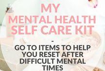 Health / Nourish Health  Mental Health  Body Health