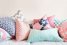 Cushions ★ / by HIP in style