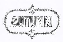 Autumn ★ / by HIP in style
