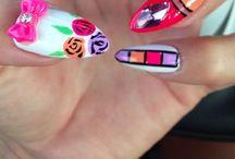 N A I L S /  -PS: I love my nails ❤️ / by Brianne Freeman
