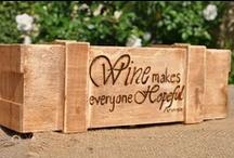 Wine Barrels & DIY Decor  / by Downtown Napa