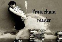 About Books! / by Jan Hilton