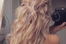 (hair)