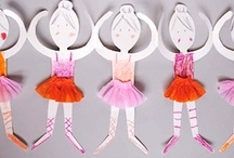 Themafeest: Ballet / Tips en inspiratie voor het organiseren van een origineel kinderfeestje. Inclusief traktaties, uitnodiging, spelletjes, verjaardagstaart, slingers, versiering en meer feestideeën!