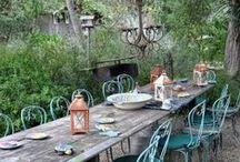 Outdoor Living / Finding beauty in our backyard... / by Chrissy Streit