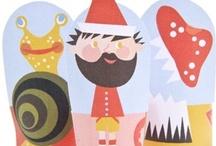 Themafeest: Kabouters / Tips en inspiratie voor het organiseren van een origineel kinderfeestje. Inclusief traktaties, uitnodiging, spelletjes, verjaardagstaart, slingers, versiering en meer feestideeën!