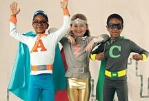 Themafeest: Superhelden / Tips en inspiratie voor het organiseren van een origineel kinderfeestje. Inclusief traktaties, uitnodiging, spelletjes, verjaardagstaart, slingers, versiering en meer feestideeën!
