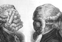 Wigs of the 18th century