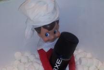 Our Elf PJ / Elf on the shelf / by Lizabeth Love