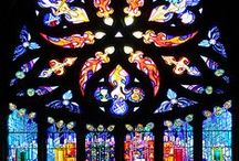 Stained Glass Beauty / by Jennifer Smith
