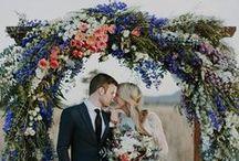 Inspired Ceremonies / wedding ceremony décor