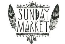 Sunday Market / Affordable bohemian gypsy style clothing, jewels & accessories inspired by travel & a love of markets around the globe.  Want to purchase? www.thesundaymarket.bigcartel.com