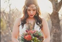 Bohemian Bride / by Sharyn Anderson