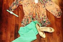 Clothes I want in my Closet Spring & Summer