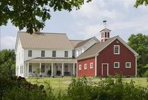 For the Love of a Farmhouse  / by Chrissy Streit