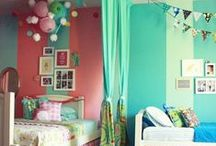 A Place for the Munchkins / The perfect kids room... / by Chrissy Streit