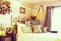 Dorm Room Ideas / by BiggerBooks