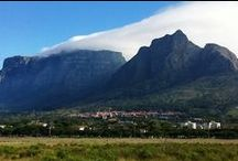 University of Cape Town / Founded in 1820 and located at the foot of Table Mountain's Devil's Peak, UCT offers you panoramic views of much of Cape Town and academic excellence! www.uct.ac.za