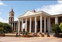 University of the Western Cape / At this University in the Bellville suburb of Cape Town you can further your academic success! http://www.uwc.ac.za