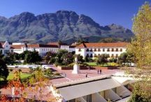 Stellenbosch University / Become part of an academic community of some 28000 students and choose between five different campuses to study at in the historical oak-lined university town! www.sun.ac.za