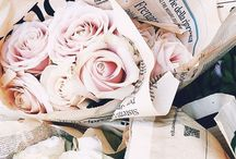 Floral Ispiration / Flowers make the heart sing