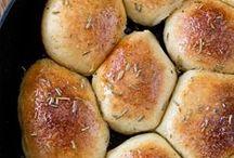 Food: Breads, Rolls, naans