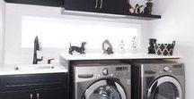 *  Laundry / Home Laundry, Lavanderia