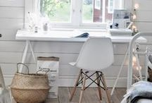 Workspaces / My dream craft/office space