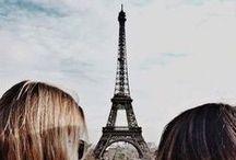 Paris / Paris interiors and more