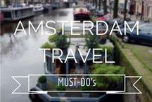 *  A Trip To Amsterdam