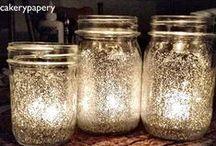 Jars / Jars decoration ideas