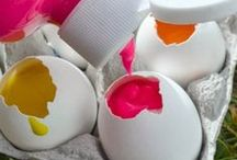 Easter craft ideas / easy craft ideas for Easter