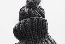 *  Knit / Knit wear, wool, winter dreaming