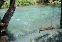 *   SPLASH ! ! ! / All the ingredients: Freshwater, deep pool, amazing colors, wow view, comfy into the nature