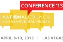 Conference '13 / The National Council Mental Health and Addictions Conference will be held in Caesars Palace in Las Vegas, NV from April 8-10.